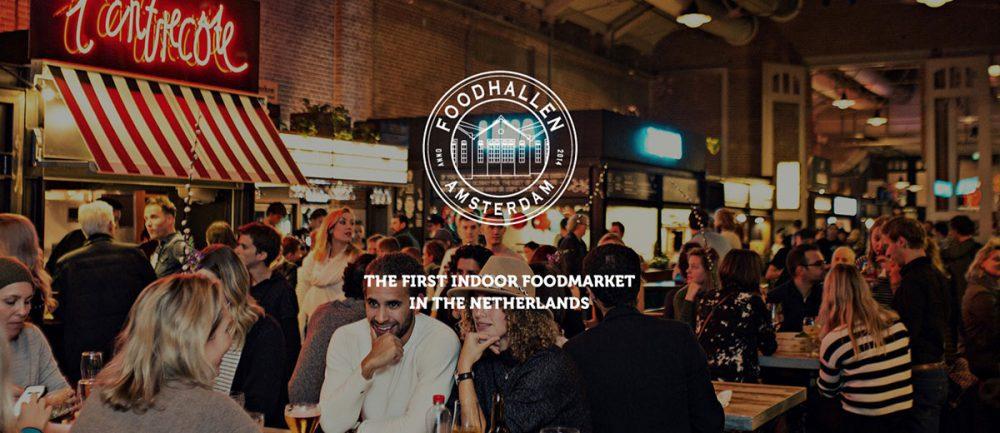 Amsterdam West verwelkomt De Foodhallen