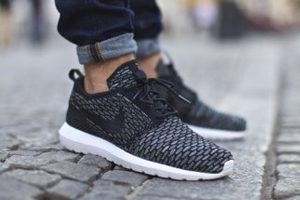 nike roshe one nm flyknit - heren schoenen
