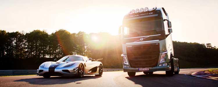 volvo-trucks-vs-koenigsegg-photo