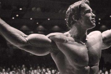 Het geheim van Arnold Schwarzenegger naar succes