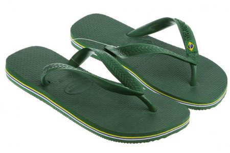 Havaianas-slippers