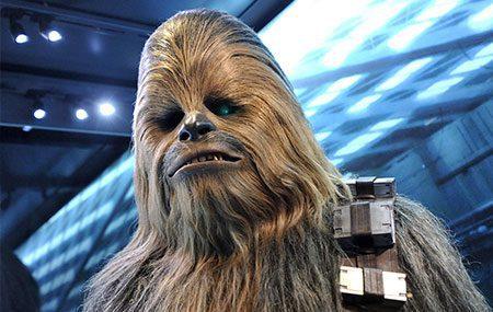 Chewbacca baard