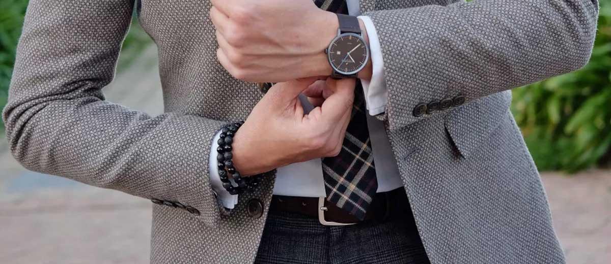726eda39294 Laat een heren armband niet ontbreken. mensgoodlife · Sieraden