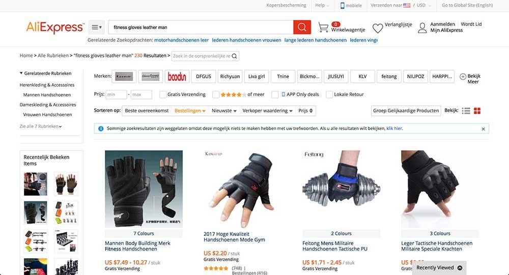aliexpress-online-shoppen