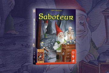 Late avonden met kaartspel Saboteur
