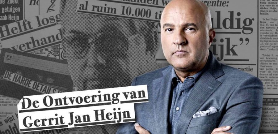 Moord op Ahold-topman Gerrit Jan Heijn