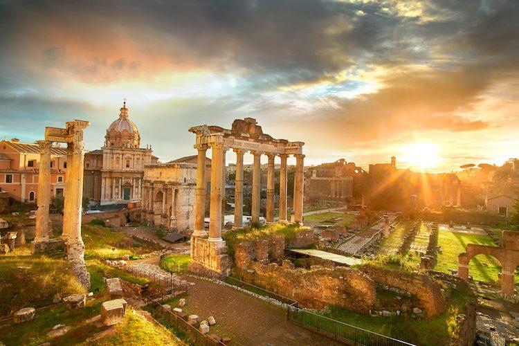 Goedkope-stedentrip-Rome-mannenweekend