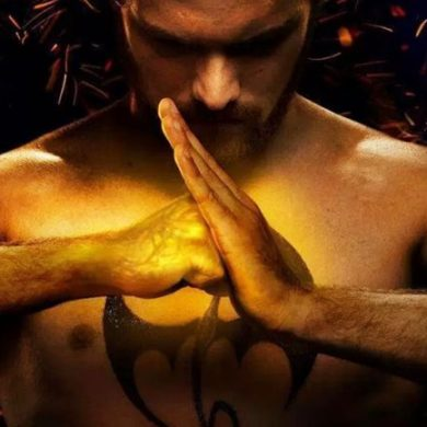 Iron Fist: Protector of K'un-Lun