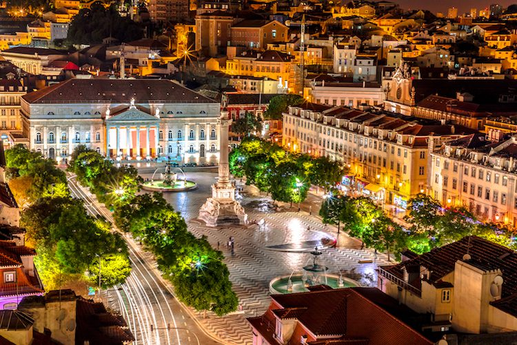 lissabon-Pedro-square