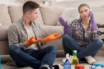 maak schoonmaken leuk