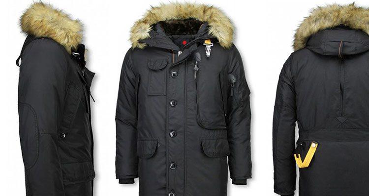winterjassen voor mannen