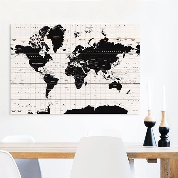 informatief-wereldkaart-interieur-hout