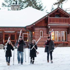 luxe wintersport