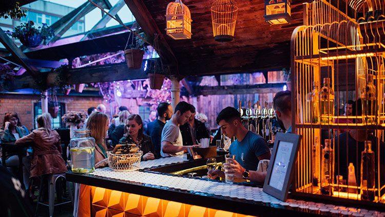 Perch Rooftop Bar