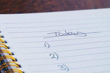 3 tips om meer gedaan te krijgen op kantoor