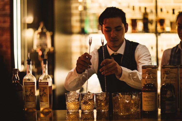 The Balvenie - Tailor Bar - release