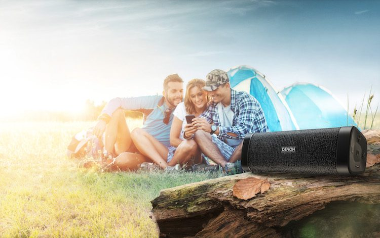 Denon Envaya outdoor