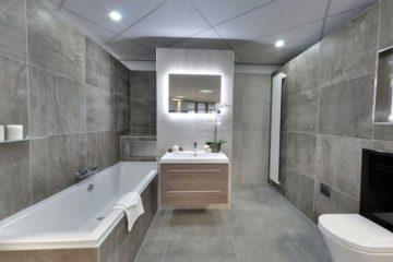 Een praktische badkamer inrichten doe je zo