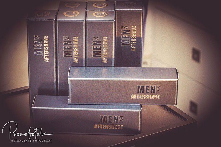 men3 aftershave verpakking