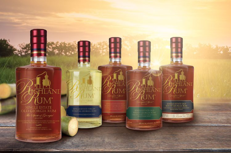 richland rum expressions