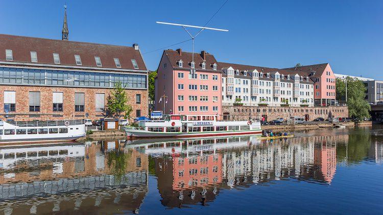 Kassel stad