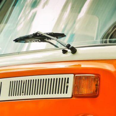 Vervang op tijd de ruitenwisser van je auto