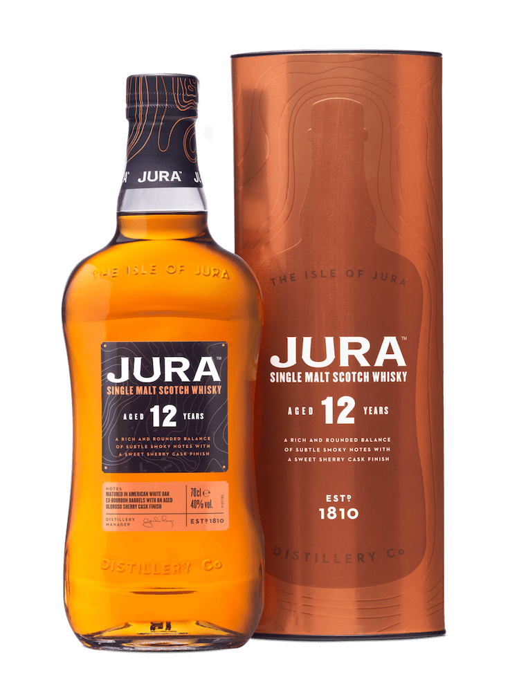 Jura 12YO Bottle