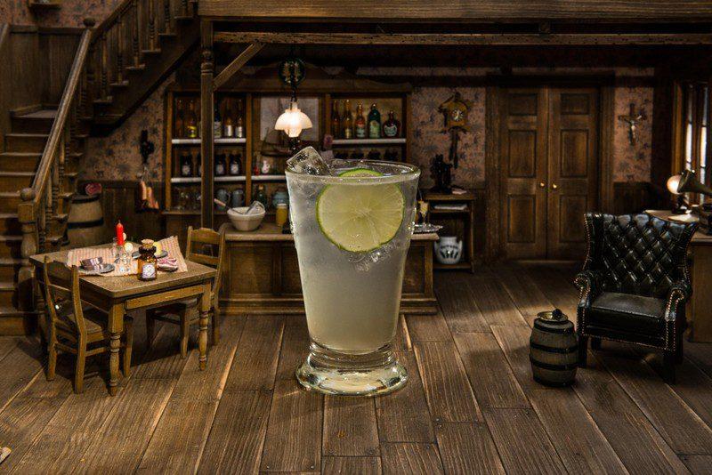 monkey 47 gin tonic