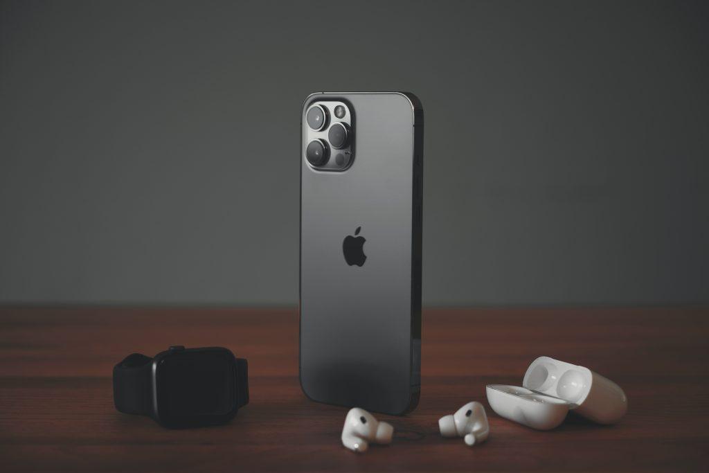 iPhone 12 Pro Max mobiele telefoon