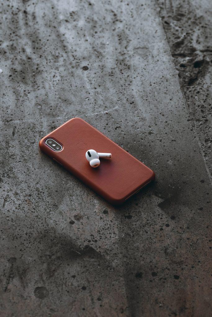 iPhone XS mobiele telefoon